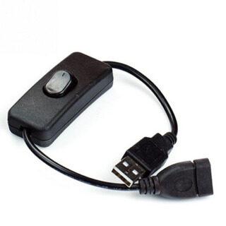 Cáp USB, Với Công Tắc Bật Tắt Điều Khiển Công Suất, Đối Với Arduino Raspberry thumbnail
