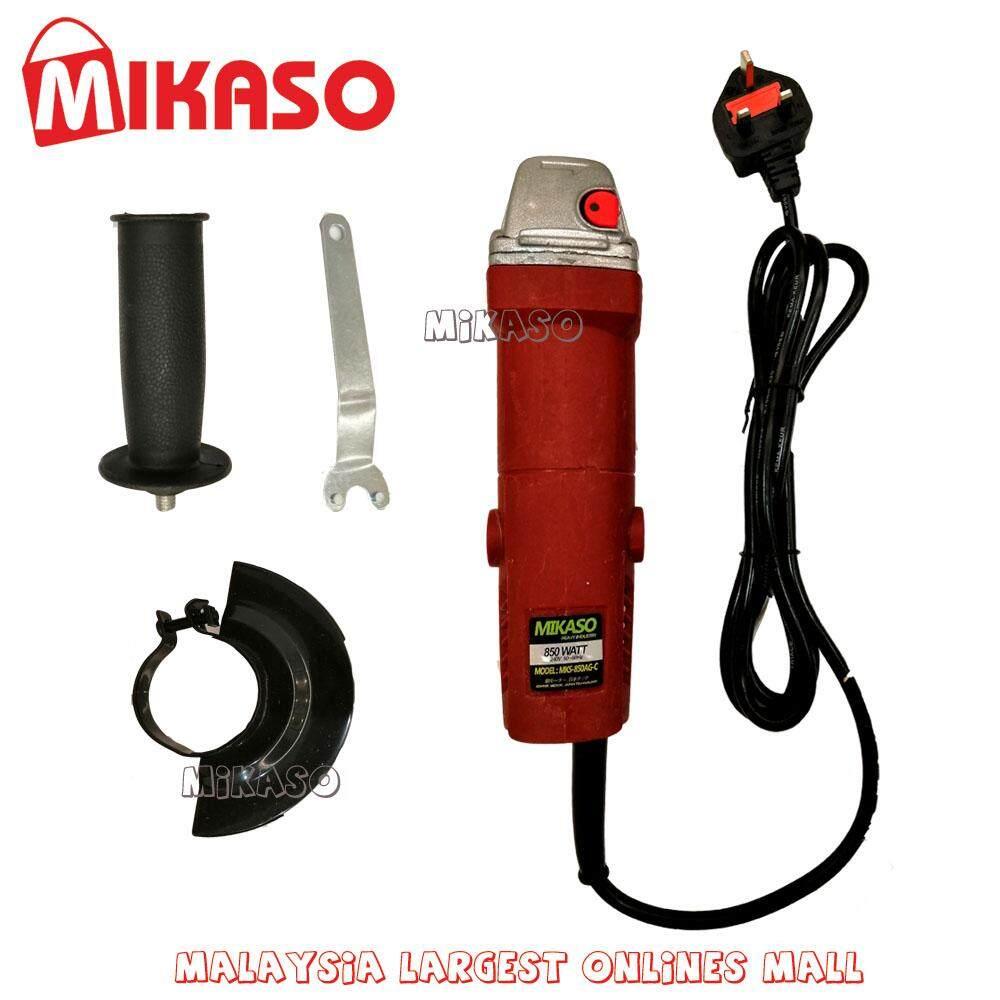 MIKASO 4 ANGLE GRINDER 100% Copper Motor