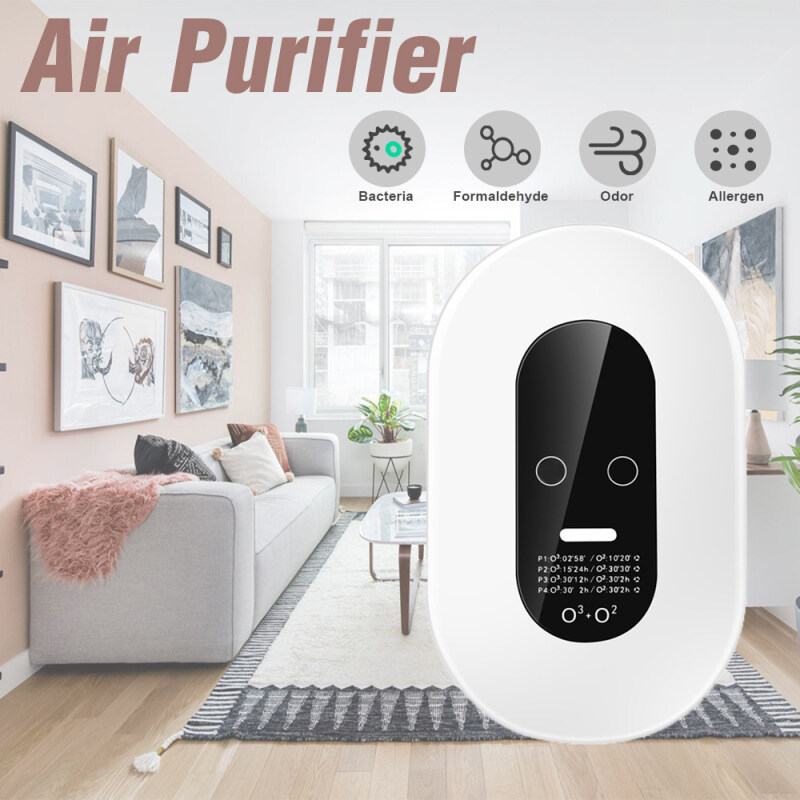 Air Purifier Air Cleaner Odour Filter Smart For maldehyde Deaerator For Hayfever Dust Allergy Kitchen Toilet Deodorant Deodorizer Deformaldehyde Up To 50 Square Meter Singapore