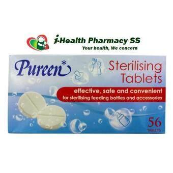 Pureen Sterilising Tablets 56