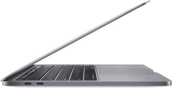 New Mac-B-ook Pro (13-inch, 8GB RAM, 256GB SSD Storage, Magic Keyboard) - Space Gray Malaysia