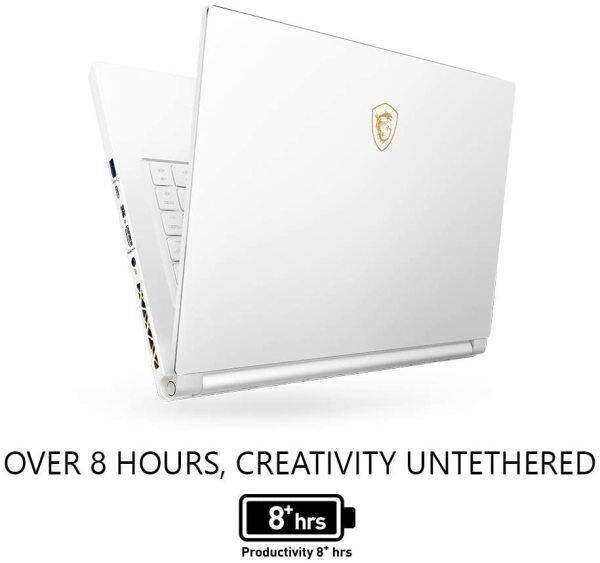 MSI P65 Creator 8RF-442 15.6 Professional Laptop - Intel Core i7-8750H, GTX1070, 16GB DDR4, 256GB NVMe SSD, Win 10 PRO Malaysia