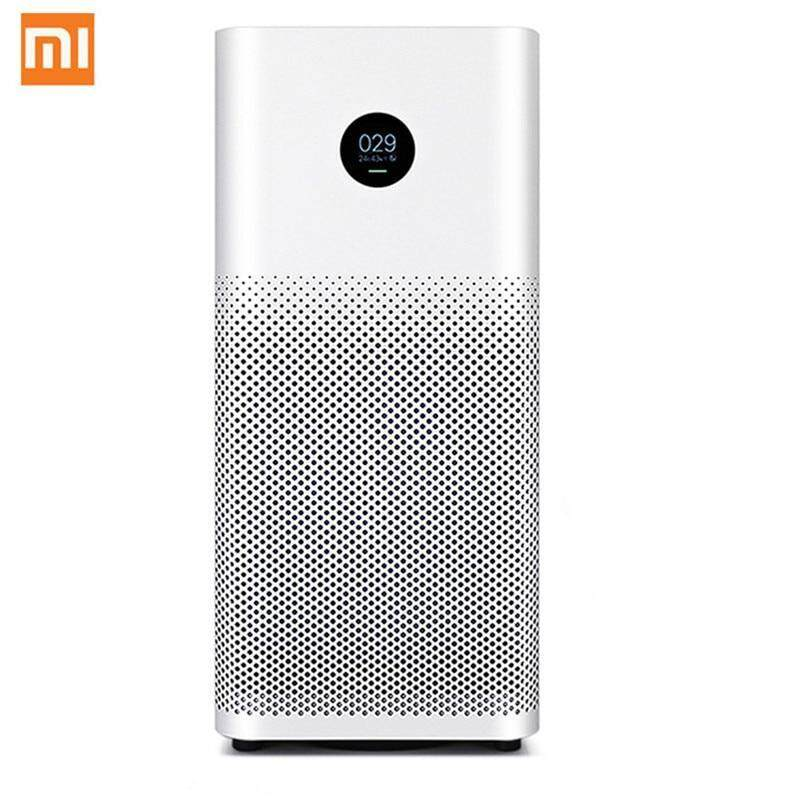 Mijia Air Purifier Mi Home 2S Triple-layered Hepa Filter Air Purifiers Home Control APP OLED Display Purifier Cleaner Singapore