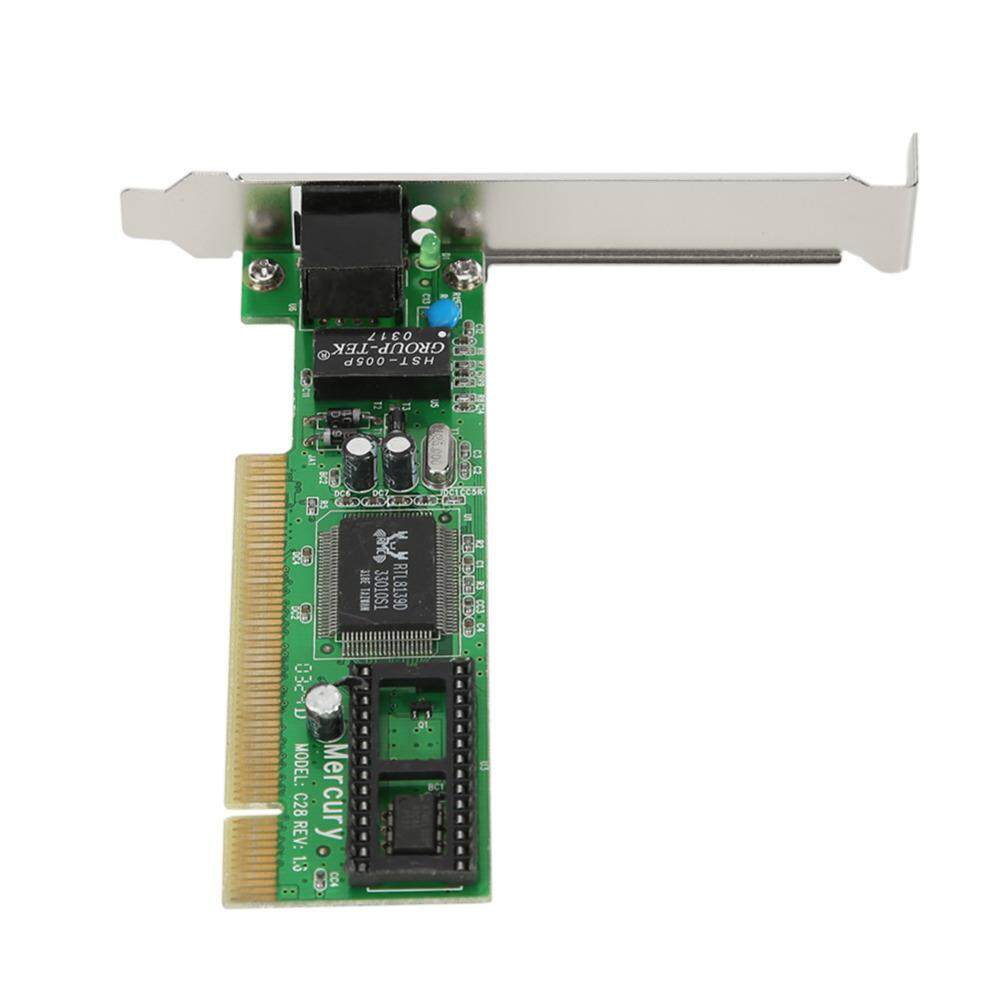 10/100Mbps Adaptive RJ45 PCI Wired Network LAN Adapter Card Networking  Cards for Desktop PC