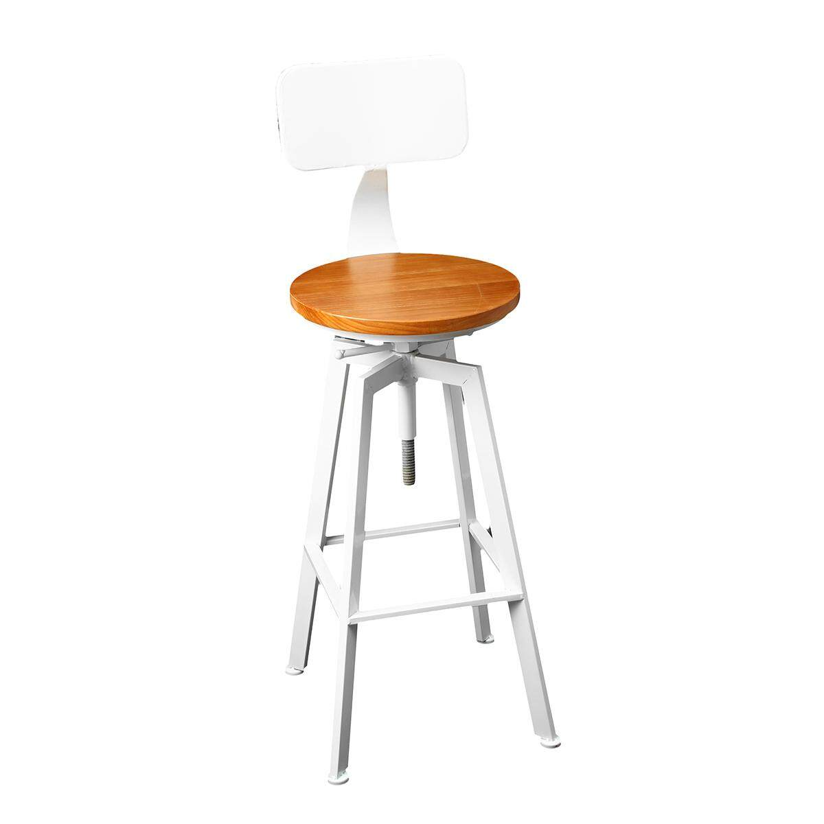 European Bar Stool Chair Lift Chair Rotating Bar Chair Simple Home Backrest High Stool Cashier Chair 2019 Latest Style Online Sale 50% Bar Furniture Furniture