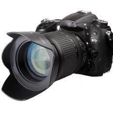 58Mm Trục Vít-In Hoa Lens Hood Cho Canon EOS 1300D 1200D 800D 760D 750D 700D 650D 600D 100D 80D 70D 77D 60D Và 18-55Mm Ống Kính