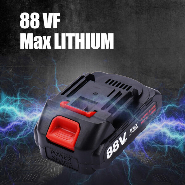 88V Battery of Chain Saw Cordless Saw Makita Battery 4 inch Chainsaw Battery