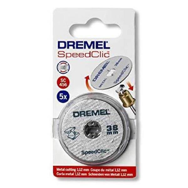 DREMEL SC456 METAL CUTTING WHEEL 5PCS