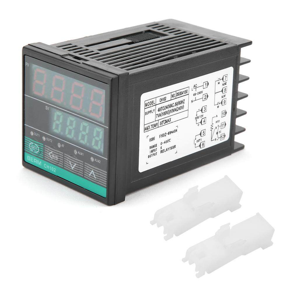 【Promotions】REX-CH102FK02-MV*AB RELAY/SSR Output Temperature Controller with Alarm Function