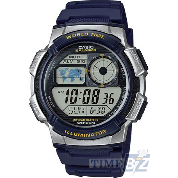 GET IT NOW! Casio AE-1000W-2AVDF Sport Men Watch AE-1000W-2AVDF / AE-1000W-2AVD / AE-1000W-2AV / AE-1000W-2A / AE-1000W Malaysia