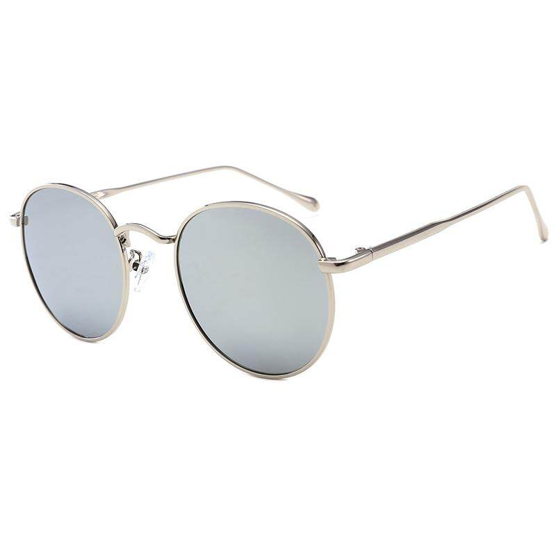 Manufacturers wholesale polarized sunglasses metal frame Prince mirror round frame glasses colorful glasses glasses A9206 sunglasses 318-3098