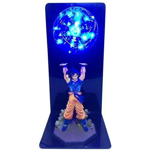 Finether Dragon Figure Ball Room Decorative Lamp LED Table Light