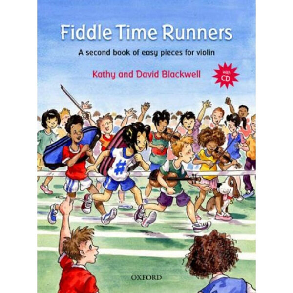 FIDDLE TIME STARTERS/ JOGGERS BOOK 1 / RUNNERS BOOK 2 / SPRINTERS BOOK 3 WITH CD Malaysia