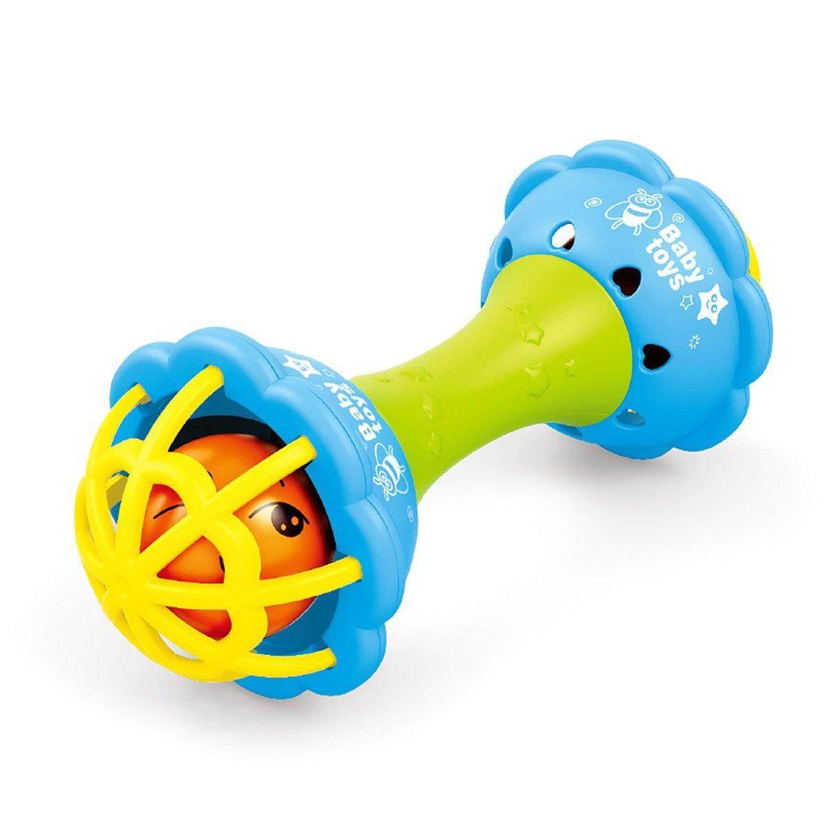 Best Seller Newborn Rattle Baby Hand Grasping Molar Children Rattle Comfort Toys