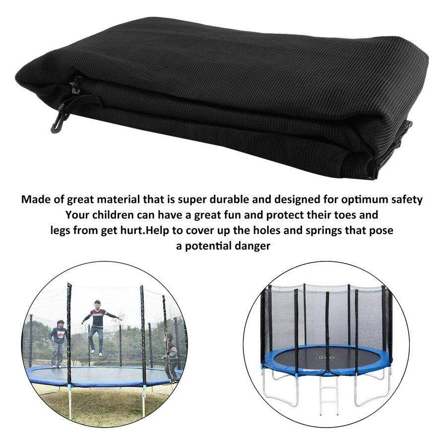 Awins 10feet 6 Holes 305-310cm Trampoline Replacement Net Safety Protective Net