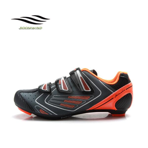 Giày Đi Xe Đạp Địa Hình BoomWind Cho Nam, Giày Đạp Xe Thoáng Khí, Chống Trượt, Cỡ Lớn 39-47