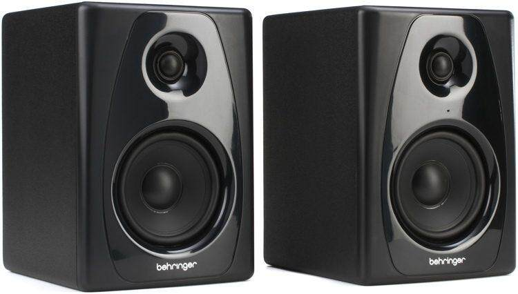 BEHRINGER  STUDIO-50USB 5 Powered Studio Monitors with USB / PAIR Malaysia