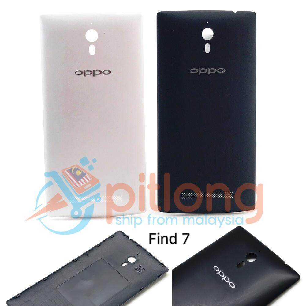 SHOPSMARTER OPPO FIND 7 FIND 7A X9006 X9076 Replacement Battery Cover Back  Housing