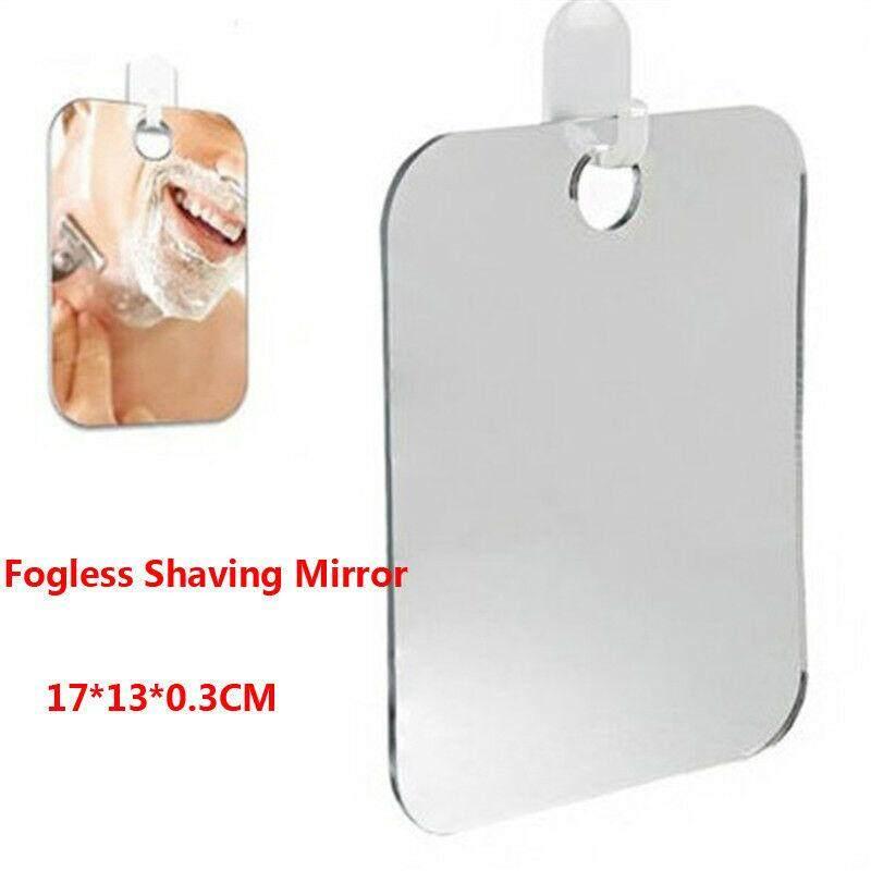 Chống Sương Mù Sương Mù Miễn Phí Tắm Gương Fogless Cạo Râu Cạo Râu Gương Phòng Tắm 17X13cm giá rẻ