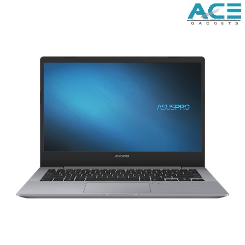 Asus AsusPro Series P5440F-ABM0650R Notebook *Grey* (i5-8265U/8GB DDR4/512GB PCIe/Intel/14 FHD/Win10Pro) Malaysia