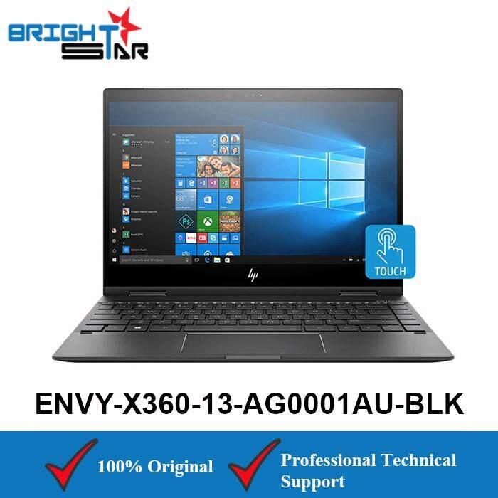 HP ENVY X360 13-AG0001AU Silver (AMD Ryzen 3-2200U/8GB/256GB SSD/AMD VEGA 3/13.3Inch Touch) Malaysia