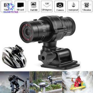 Camera Chuyển Động GloryStar 1080P, Camera HD Mini Chống Nước, Mũ Bảo Hiểm Kim Loại Dùng Ngoài Trời thumbnail