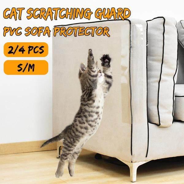 Đồ Nội Thất Trụ Cào Cho Mèo Bọc Ghế Sofa-M , 2 Gói