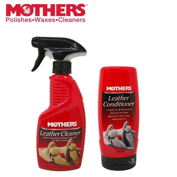 Mothers Leather Cleaner & Conditioner By Buyattwenty2.
