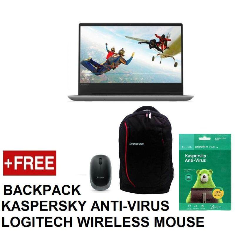 LENOVO 330S-15IKB 81F500S9MJ (i7-8550U,4GB,256GB SSD,RADEON 540 GDDR5 2GB,15.6 IPS FHD)  FREE BACKPACK + ANTI-VIRUS + LOGITECH WIRELESS MOUSE Malaysia