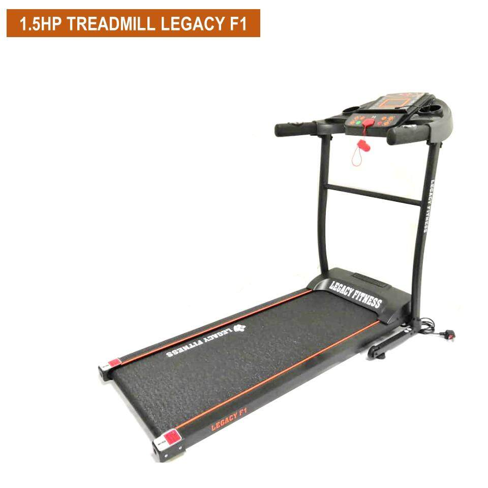 Legacy F1- 1.5hp Treadmill Economy By My_shope.