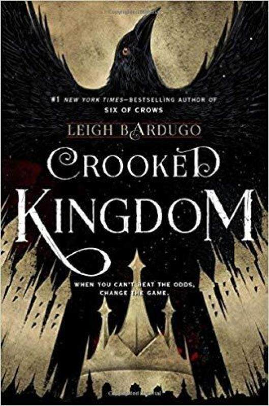 Crooked Kingdom (Six of Crows Series Book 2) By Leigh Bardugo Malaysia