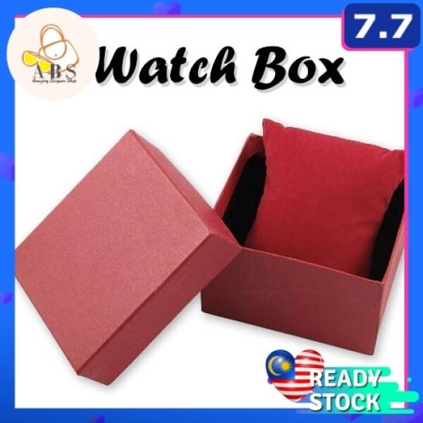 Watch Box Paper Kotak Tray Gift Bangle Jewelry Ring Earrings Wrist Jam Tangan Wanita Kotak hadiah Malaysia