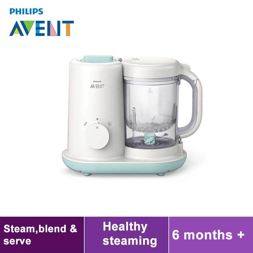 Philips Avent Essential Baby Food Maker SCF862/01 ( SCF862/01 ) image on snachetto.com