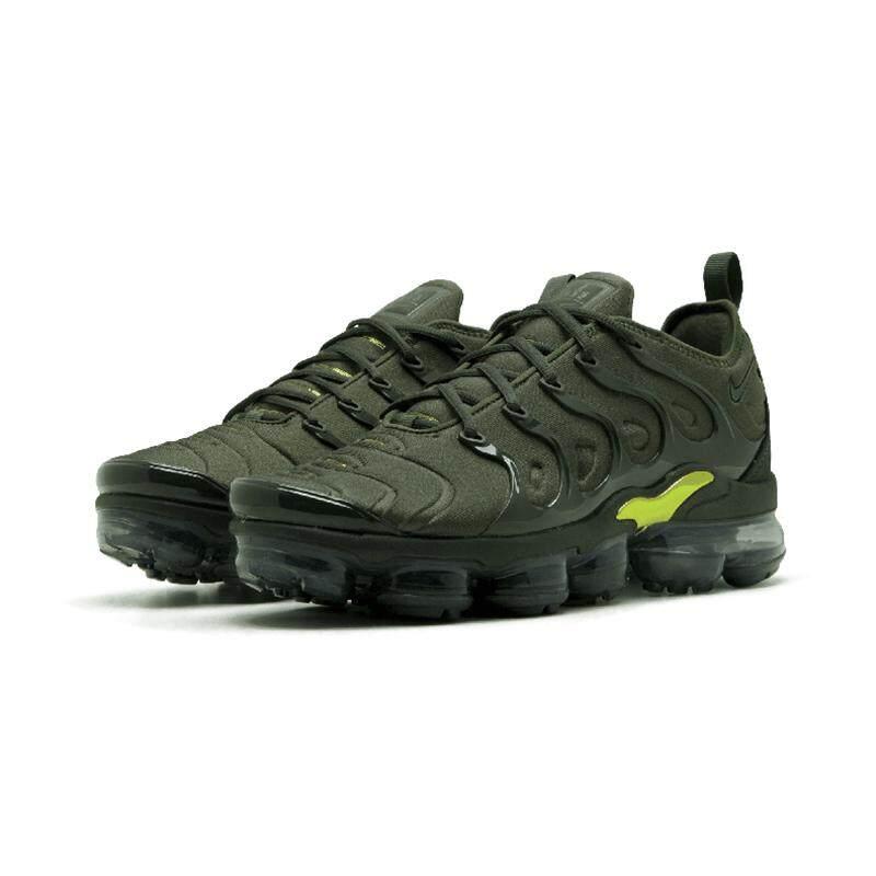 63972fb9c6 Original New Arrival Authentic Nike Air Vapormax Plus TM Men's Comfortable Running  Shoes Sport Outdoor Sneakers