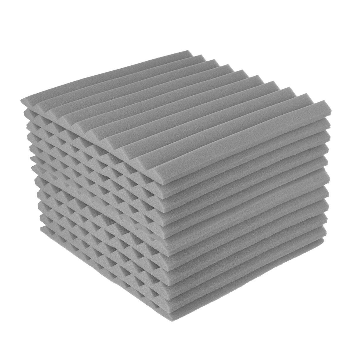12 Cái Xốp Cách Âm Bền Hơn Xốp Cách Âm Studio Bọt Acoustic Pa Nô Dán Tường Cách Âm Xốp Gạch Tường Phòng Chụp Ảnh