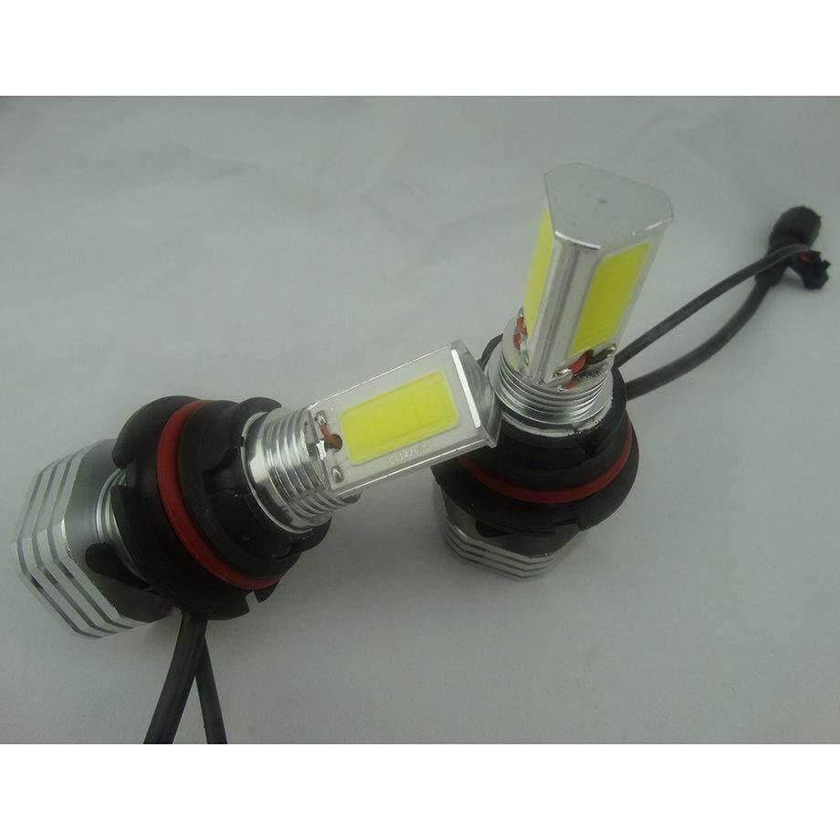 Top Jual Perak 90 W 9000LM Mengemudi Mobil Lampu LED Kotak Bohlam 9007 Hi/Lo Beam Lampu