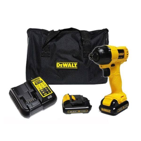 DEWALT DCF805C2A 10.8V 1.3ah Cordless Impact Driver With Screwdriver Set
