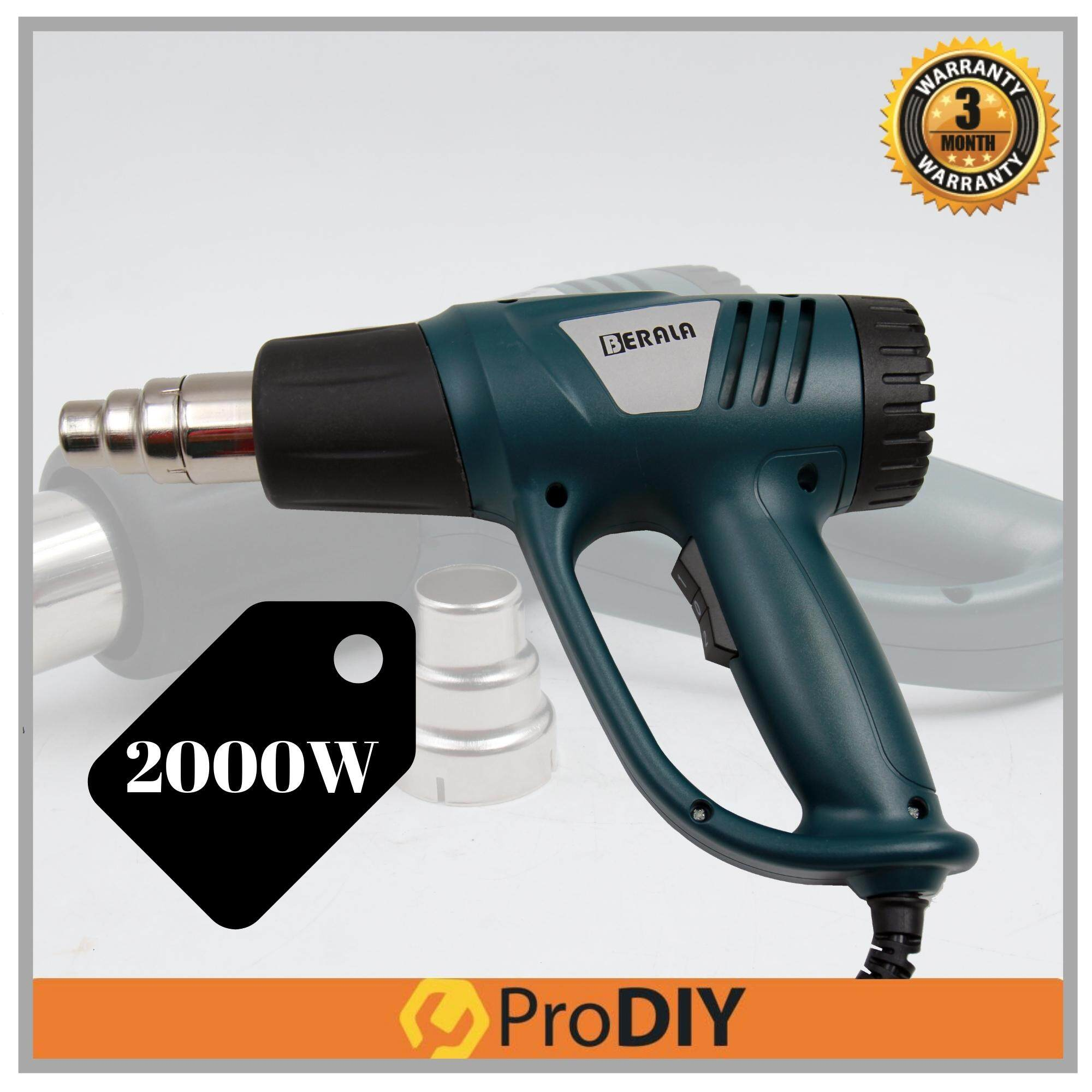 BERALA BL805 Hot Air Gun Heat Gun 2000W