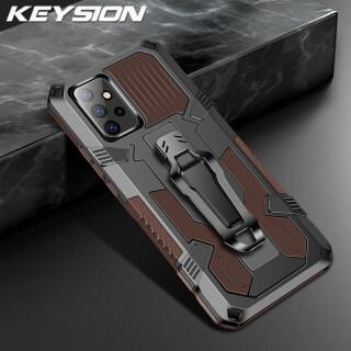KEYSION Ốp Lưng Silicon Chống Sốc Cho Điện Thoại Samsung A52 5G A72 A42 A32 A12 A02 Galaxy A52 72 4G A02S-Intl thumbnail