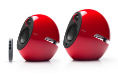 Edifier e25HD Luna Eclipse 2.0 Bluetooth Speaker Set (Red) Malaysia