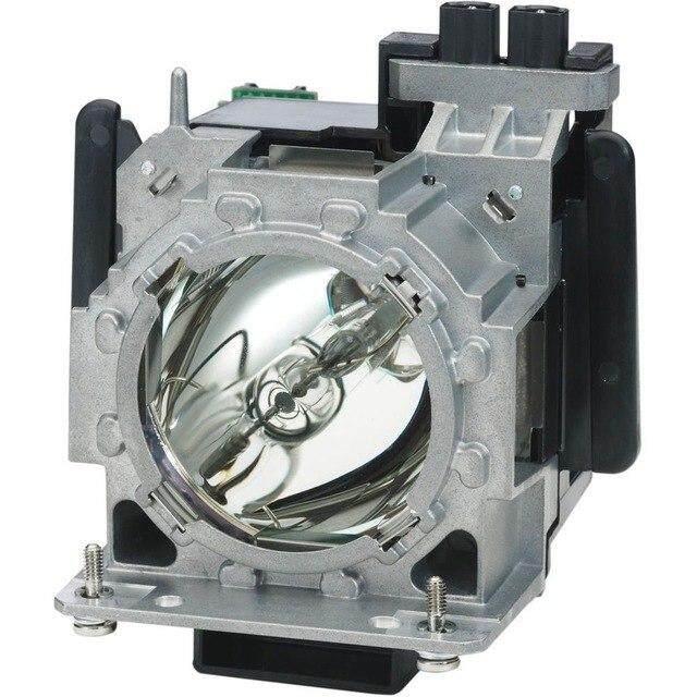 Penggantian Lampu Proyektor ET-LAD310 untuk Panasonic PT-DS100XE, DS8500U, DW8300U, DW90XE, DZ110XE, DZ8700U Hitam (dengan Perumahan), Perak (Tanpa Perumahan)