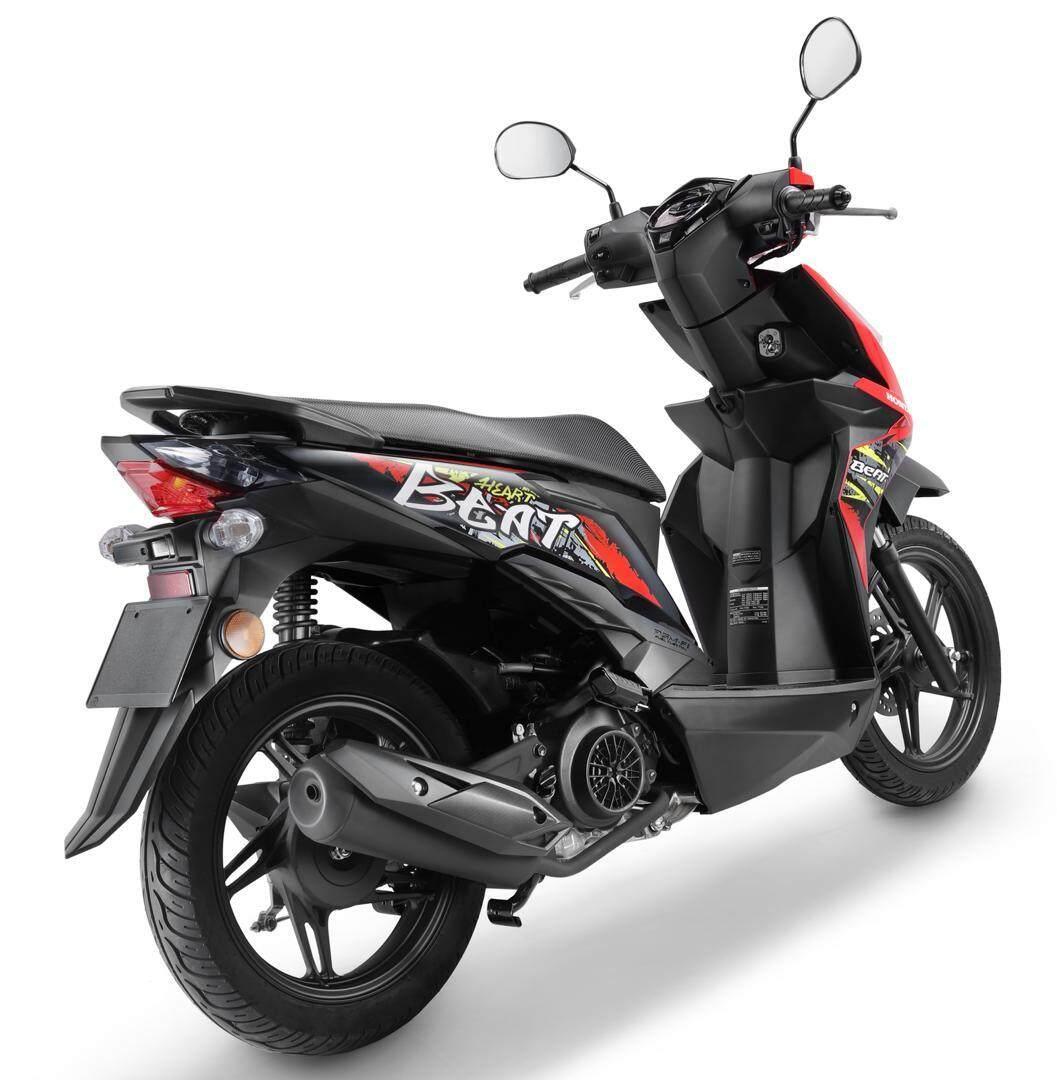 Honda Beat ⚡️model 2018 Body sticker ⚡️