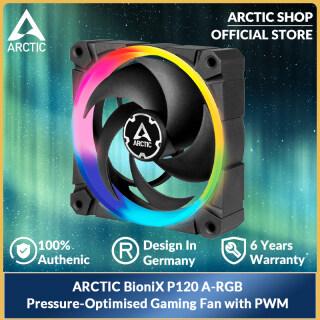 ARCTIC BioniX P120 A-RGB Quạt A-RGB ARCTIC BioniX P120 Áp Suất Tối Ưu Hóa 120 Mm, Với A-RGB thumbnail