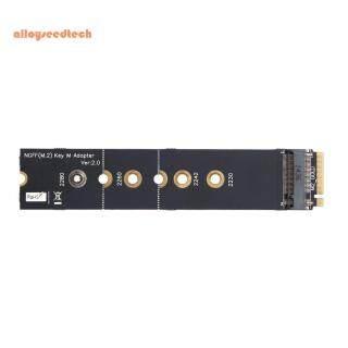 Bộ Chuyển Đổi Mở Rộng Chìa Khóa PCB PCI-e M.2 NGFF M Linh Hoạt Chuyển Đổi Với Các Ốc Vít thumbnail