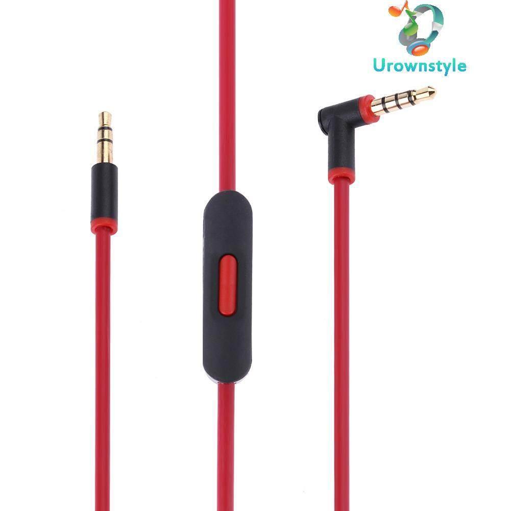 เปลี่ยน3.5มม.�จ็ค Audio ลวดสายเคเบิลสำหรับ Beats โซโล HD Studio Pro