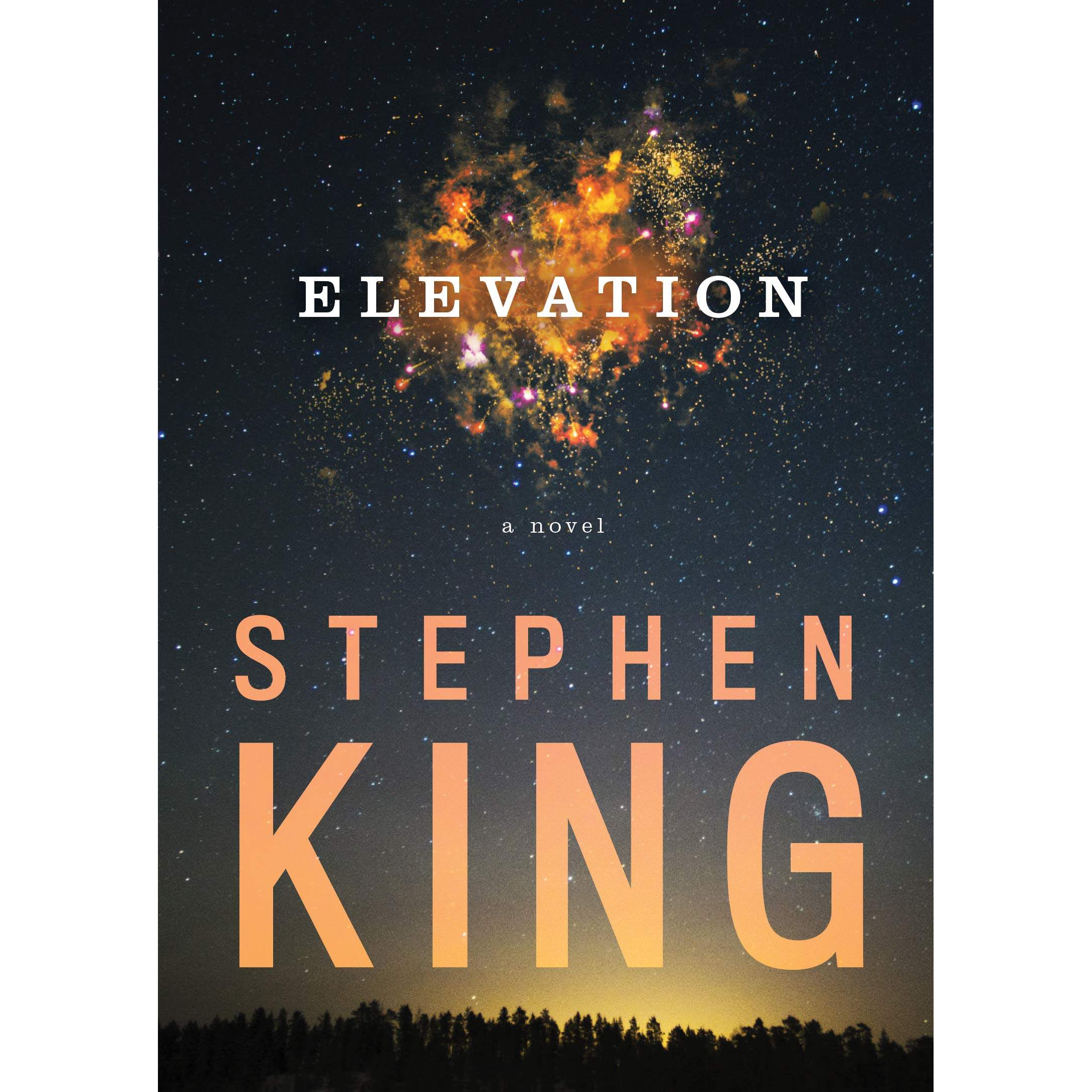 Elevation by Stephen King (E-Book) with Free Gift Premium Ebook Reader