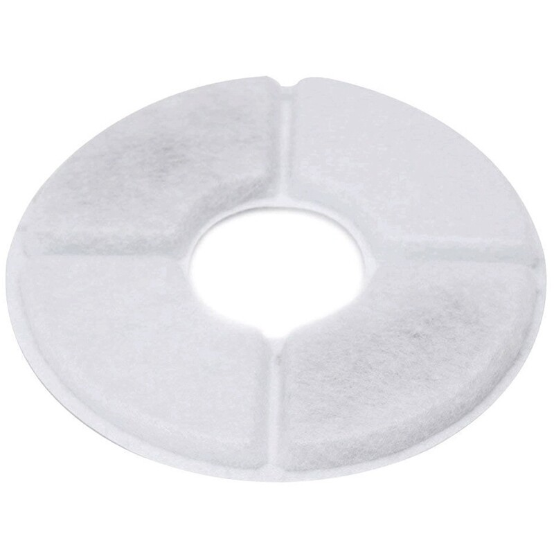 Bảng giá 8Pcs/Lot Activated Carbon Filter For 1.8L Led Automatic Water Drinking Fountain Cat Dog Kitten Pet Bowl Drink Dish Filter Điện máy Pico