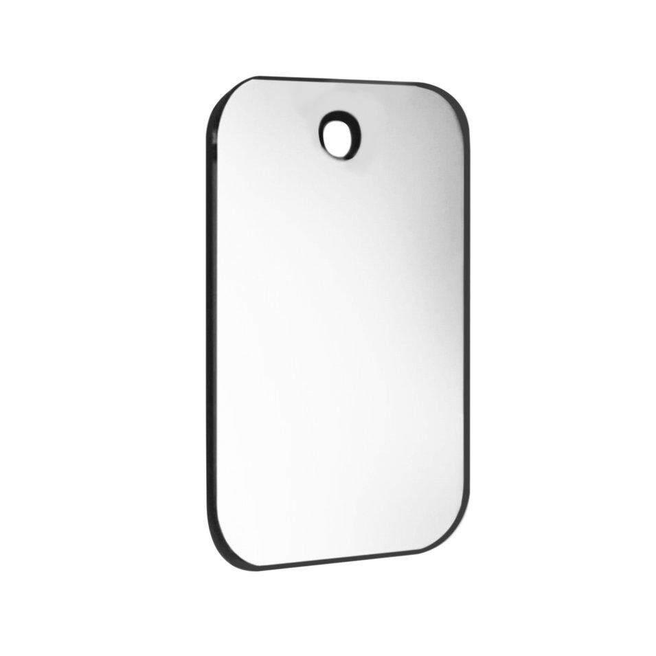 Hot Sales Shatterproof Pvc Anti-Fog Fog Free Shower Mirror Bathroom Fogless Mirror By Befubulus.