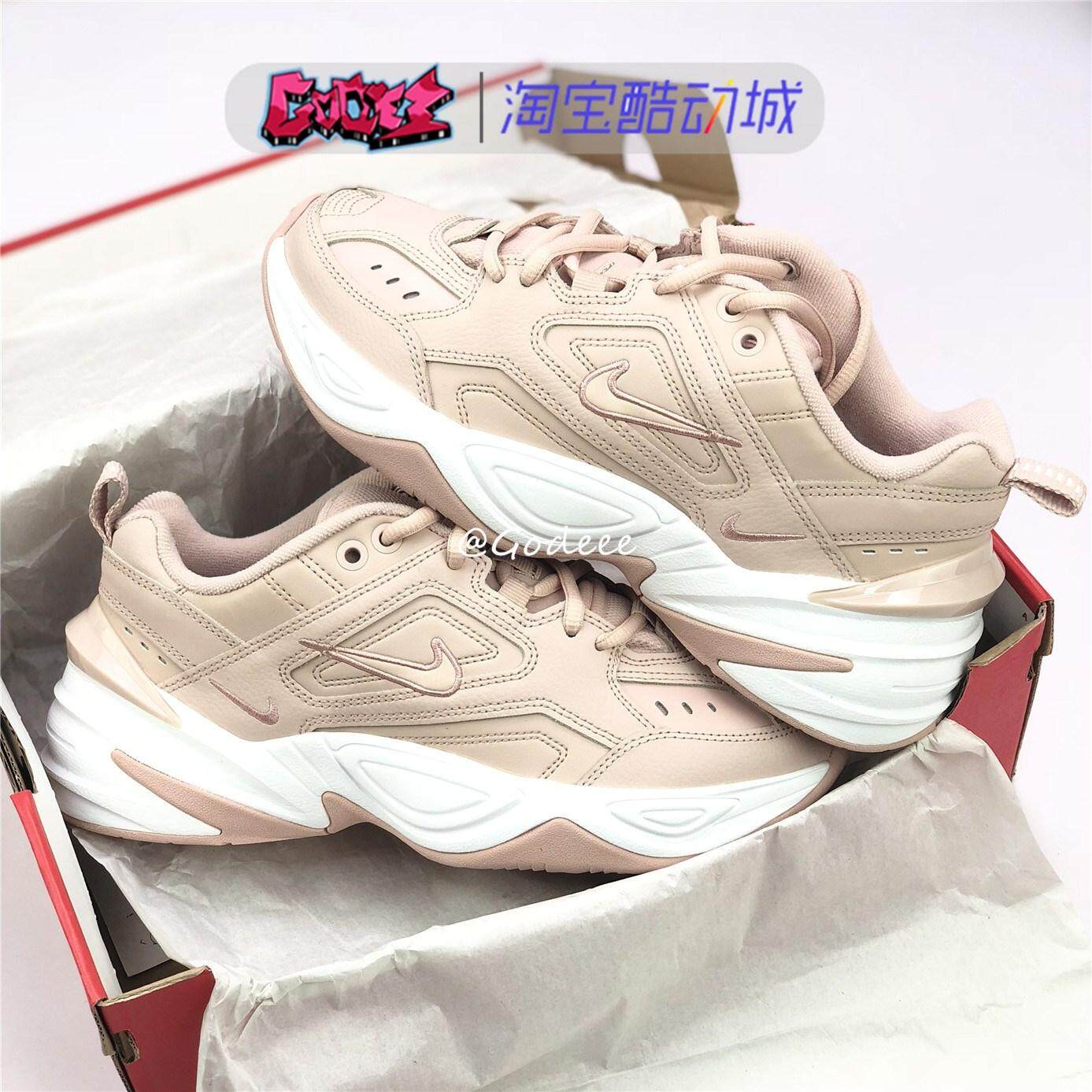 9f987e5d79257 Nike M2K TEKNO new women s fashion show ancient sports and leisure old shoes  AO3108