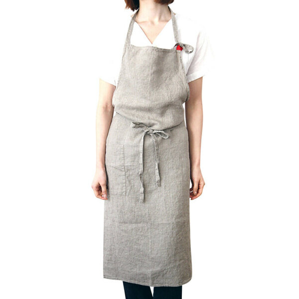 caosu® Unisex Fashion Solid Color Cafe Studio Home Kitchen Cooking Baking Waiter Apron